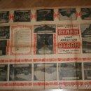 Catálogos publicitarios: GRAN FOLLETO CARTEL DE BYRRH, VINO APERITIVO FRANCÉS.FOTOS Y PLANO DE BARCELONA. EXPOSICIÓN INTERNAC. Lote 26513239