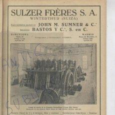 Catálogos publicitarios: RECORTE DE PRENSA. AÑO 1928. PUBLICIDAD. METRO DE MADRID. METROPOLITANO ALFONSO XIII.. Lote 22684021