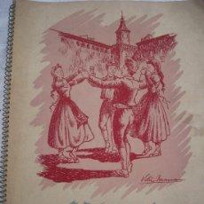 Catálogos publicitarios: VICH FIESTA MAYOR DE 1953 PORTICO VIC. Lote 26736972