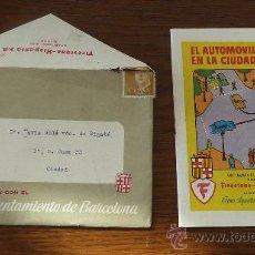 Catálogos publicitarios: ANTIGUA PUBLICIDAD DE FIRESTONE, TIPO LIBRITO. AÑOS 50S 60S. MIDE 11 CM X 16 CM.. Lote 24027365