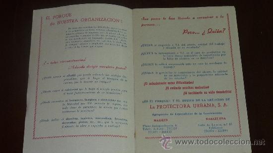 Catálogos publicitarios: antiguo catalogo publicitario de construccion. Capital y trabajo. - Foto 3 - 24565694