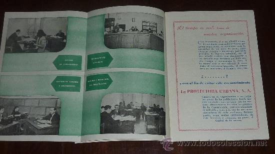 Catálogos publicitarios: antiguo catalogo publicitario de construccion. Capital y trabajo. - Foto 2 - 24565694