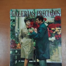Catálogos publicitarios: CATÁLOGO DE GALERIAS PRECIADOS. 1963-1964. 146 PÁGINAS. Lote 26216901