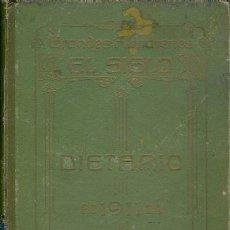 Catálogos publicitarios: 006P - DIETARIO GRANDES ALMACENES EL SIGLO - BARCELONA - AÑO 1911 - PLANO BARCELONA . Lote 26412263