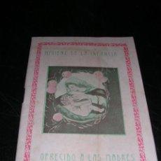 Catálogos publicitarios: ALZA GUIPUZCOA, SOCIEDAD FARMACEUTICA DE ALZA (S.A.E.) HIGIENE DE LA INFANCIA, 40 PAG. 15X10,5 CM. . Lote 26886272