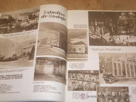 Catálogos publicitarios: CATALOGO CINE ESPAÑOL EN CANNES 1952 50 PAGINAS CON FERNANDO REY O CARMEN SEVILLA UNICO !!!!!! - Foto 3 - 27703642