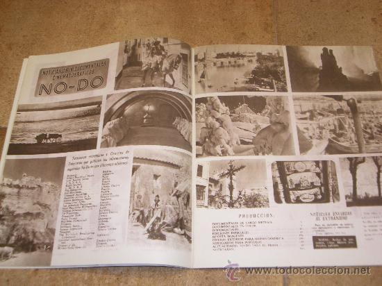 Catálogos publicitarios: CATALOGO CINE ESPAÑOL EN CANNES 1952 50 PAGINAS CON FERNANDO REY O CARMEN SEVILLA UNICO !!!!!! - Foto 7 - 27703642