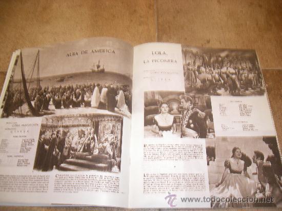 Catálogos publicitarios: CATALOGO CINE ESPAÑOL EN CANNES 1952 50 PAGINAS CON FERNANDO REY O CARMEN SEVILLA UNICO !!!!!! - Foto 10 - 27703642