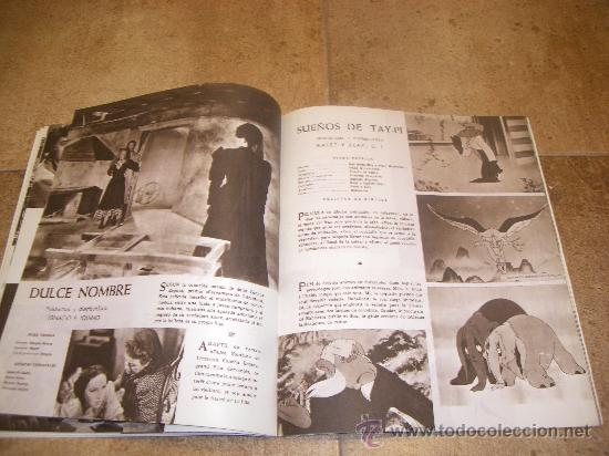 Catálogos publicitarios: CATALOGO CINE ESPAÑOL EN CANNES 1952 50 PAGINAS CON FERNANDO REY O CARMEN SEVILLA UNICO !!!!!! - Foto 11 - 27703642