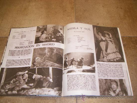 Catálogos publicitarios: CATALOGO CINE ESPAÑOL EN CANNES 1952 50 PAGINAS CON FERNANDO REY O CARMEN SEVILLA UNICO !!!!!! - Foto 12 - 27703642