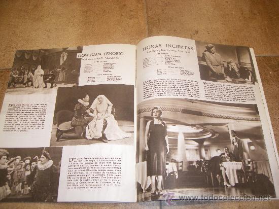 Catálogos publicitarios: CATALOGO CINE ESPAÑOL EN CANNES 1952 50 PAGINAS CON FERNANDO REY O CARMEN SEVILLA UNICO !!!!!! - Foto 13 - 27703642