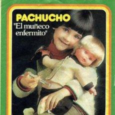 Catálogos publicitarios: PUBLICIDAD PRENSA 1977 - PACHUCHO - MUÑECAS BB - INFANCIA JUGUETES. Lote 28143117