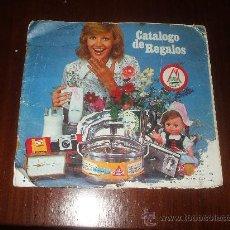 Catálogos publicitarios: CATTALOGO PUBLICITARIO CON JUGUETES Y MUÑECOS AÑO 1972 ,MARCA CASA PUNTOS. Lote 28615263