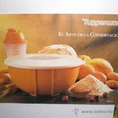 Catálogos publicitarios: CATALOGO TUPPERWARE AÑOS 80-90. Lote 28771024