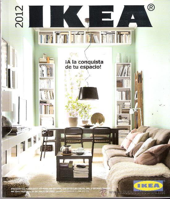 ikea 2012 cat logo publicitario comprar cat logos publicitarios antiguos en todocoleccion. Black Bedroom Furniture Sets. Home Design Ideas