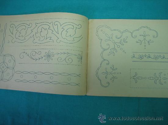 Dibujos y cenefas para manteleria y toallas al comprar - Fotos de cenefas ...