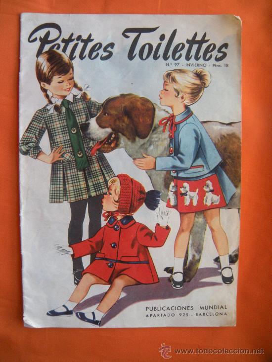 moda infantil de los 60