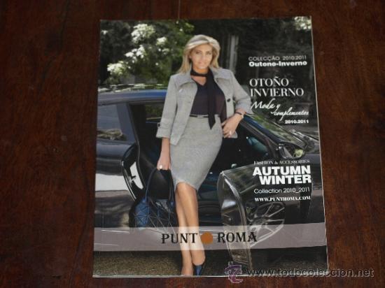 Catalogo punto roma oto o invierno 2010 2011 n comprar for Puntos galp catalogo 2017