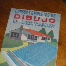 Catálogos publicitarios: INSTITUTO AMERICANO, CURSOS COMPLETOS DE DIBUJO, MECANICO Y PROYECTISTA. Lote 31133640