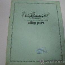 Catalogues publicitaires: CATALOGO GENERAL DE E.R.S.A. - PUBLICACIONES INFANTILES Y JUVENILES - AÑO 1.987. Lote 31357879