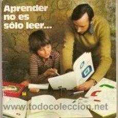 Catálogos publicitarios: PUBLICIDAD EDITORIAL MIÑÓN. 1977. Lote 31400427