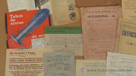 Catálogos publicitarios: lote de muchos catalogos publicitarios de maquinas... variados. De años 20s y 30s. catalanes - Foto 9 - 31708770
