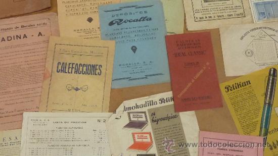 Catálogos publicitarios: lote de muchos catalogos publicitarios de maquinas... variados. De años 20s y 30s. catalanes - Foto 10 - 31708770