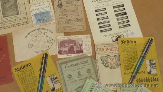 Catálogos publicitarios: lote de muchos catalogos publicitarios de maquinas... variados. De años 20s y 30s. catalanes - Foto 11 - 31708770