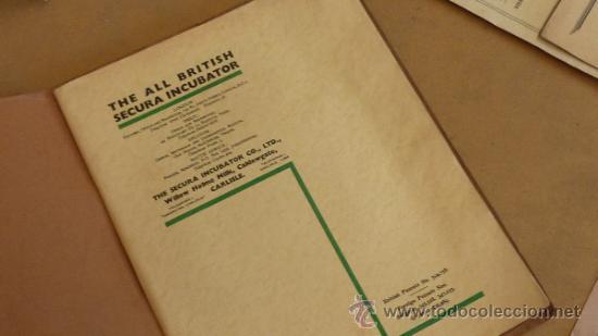 Catálogos publicitarios: lote de muchos catalogos publicitarios de maquinas... variados. De años 20s y 30s. catalanes - Foto 17 - 31708770