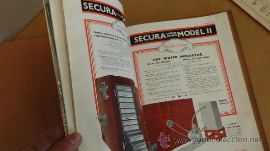 Catálogos publicitarios: lote de muchos catalogos publicitarios de maquinas... variados. De años 20s y 30s. catalanes - Foto 18 - 31708770