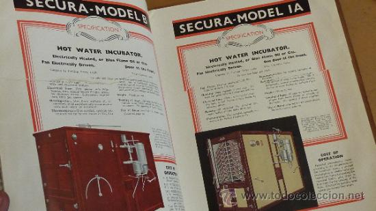 Catálogos publicitarios: lote de muchos catalogos publicitarios de maquinas... variados. De años 20s y 30s. catalanes - Foto 19 - 31708770