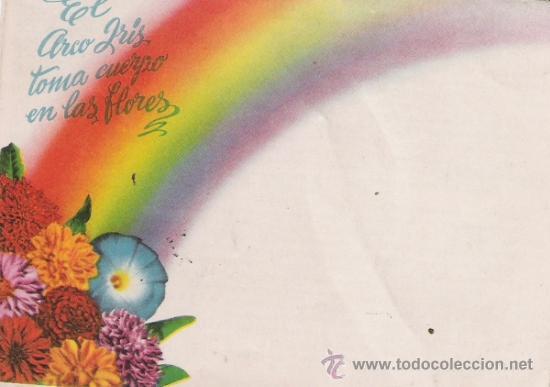 El Ardo Iris Toma Cuerpo En Las Flores Publi Comprar Catalogos
