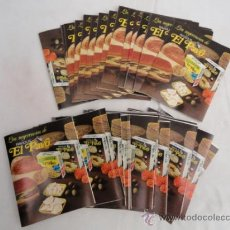 Catálogos publicitarios: TRÍPTICO PUBLICITARIO - PASTAS EL PAVO -. AÑOS 70.. Lote 31804661