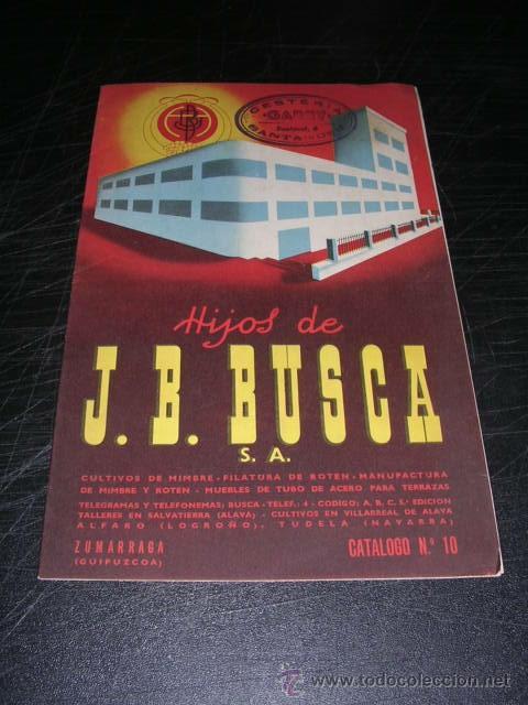 Zumarraga guipuzcoa catalogo triptico hijos vendido en venta directa 31992883 - Muebles martin catalogo ...