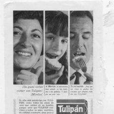 Catálogos publicitarios - RECORTE PUBLICIDAD // TULIPAN - 32510399