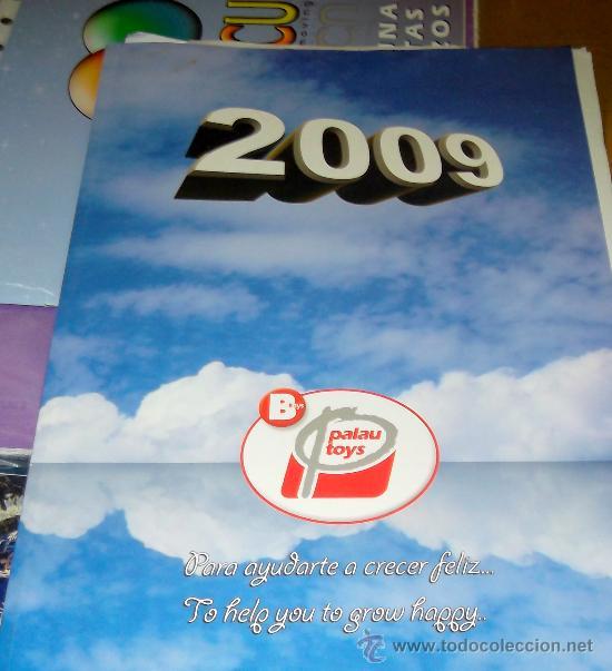 CATALOGO PALAU TOYS 2009 (Coleccionismo - Catálogos Publicitarios)