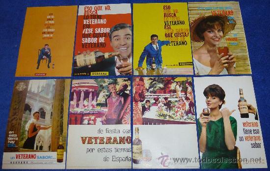 VETERANO - OSBORNE - 1965 (Coleccionismo - Catálogos Publicitarios)