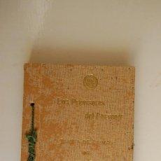 Catálogos publicitarios: LOS PREVISORES DEL PORVENIR TARIFA DE PRIMAS DEL RAMO DE VIDA 1948. Lote 33496605
