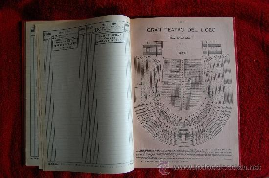 Catálogos publicitarios: DIETARIO GRANDES ALMACENES EL SIGLO - BARCELONA - AÑO 1910 - 284 PÁGINAS + PLANO BARCELONA 89X65 CM. - Foto 3 - 33537645