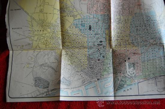 Catálogos publicitarios: DIETARIO GRANDES ALMACENES EL SIGLO - BARCELONA - AÑO 1910 - 284 PÁGINAS + PLANO BARCELONA 89X65 CM. - Foto 9 - 33537645