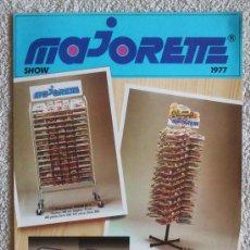 Catálogos publicitarios: CATALOGO JUGUETES MAJORETTE 1977. Lote 34203105