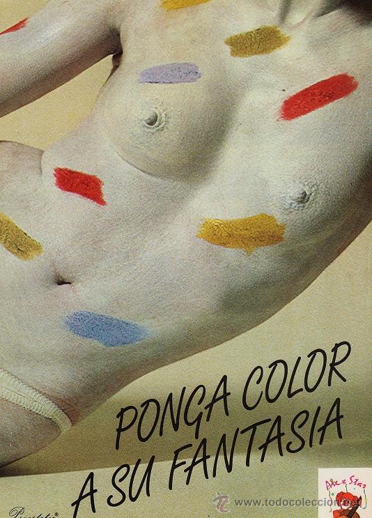 CATALOGO - MAQUILLAJES AREX-STAR / PROESTETIC - COMAREX - VER FOTO - AÑOS 80 / 90 (Coleccionismo - Catálogos Publicitarios)