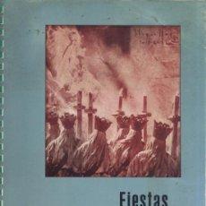 Catálogos publicitarios: ALBAIDA (VALENCIA) AÑO 1969 - PROGRAMA FIESTAS PATRONALES VIRGEN DEL REMEDIO. Lote 153607985