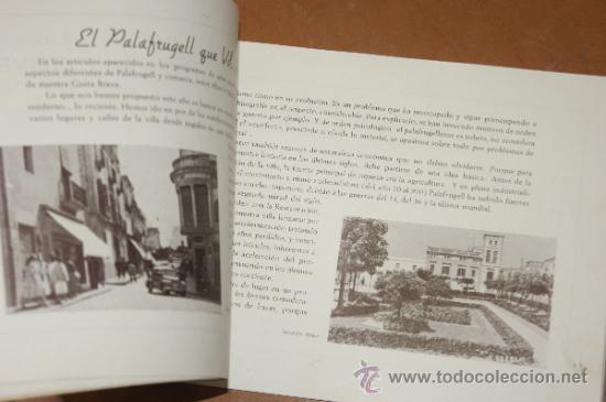 Catálogos publicitarios: Catalogo antiguo de Fiesta mayor de Palafrugell 1957. Palafurgell. - Foto 2 - 34384822