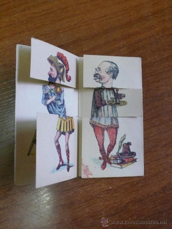 Catálogos publicitarios: FOLLETO PUBLICITARIO VINO EL CHICHIMECO. ILUSTRADO CON MUÑECOS. EL SALVADOR. AMÉRICA CENTRAL. - Foto 5 - 36592689
