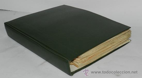Catálogos publicitarios: ANTIGUO ALBUM DE TARJETAS, FACTURAS Y DOCUMENTOS COMERCIALES DE CASAS EDITORIALES, LIBRERIAS, FABRIC - Foto 6 - 37137403