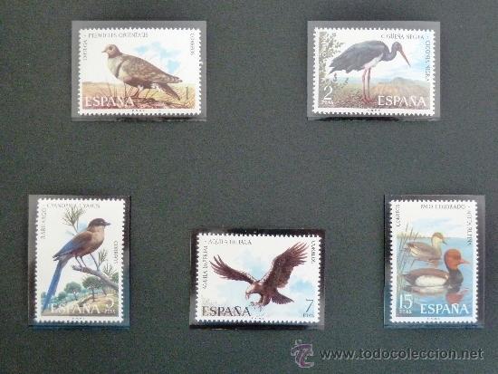 Catálogos publicitarios: Fábrica Nacional Moneda y Timbre. Fauna 1973. - Foto 2 - 37517708