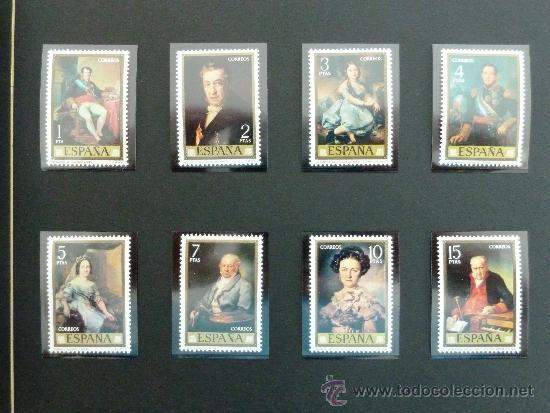 Catálogos publicitarios: Fábrica Nacional Moneda y Timbre. Pintores 1973. - Foto 2 - 37517814
