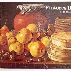Catálogos publicitarios: FÁBRICA NACIONAL MONEDA Y TIMBRE. PINTORES 1974.. Lote 37528694