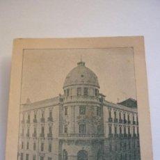 Catálogos publicitarios: EXCEPCIONAL TARJETA (DÍPTICO) PUBLICITARIA DE PRIMEROS SIGLO XX DEL GRAN HOTEL VICTORIA. GRANADA.. Lote 37662484